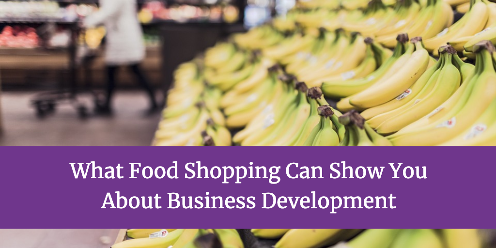 What Food Shopping Can Show You About Business Development